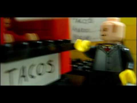 Taquero Mamon (VERSION LEGO)