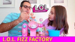L.O.L. Surprise Fizz Factory!
