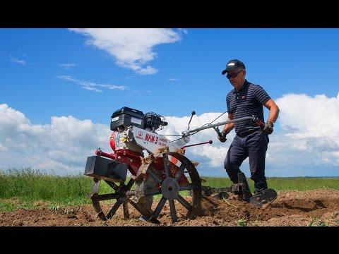 Профессиональный мотоблок Мобил К МКМ-3 Lander-Пахарь