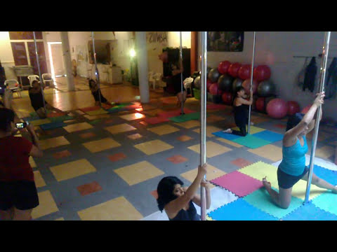 POLE DANCE (BAILE DE TUBO) , LEON GTO, BODY @RT GYM