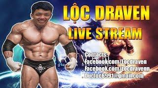 Loc Draven - Leo thách đấu kiếm ba lô nào !