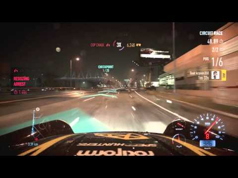 Need For Speed 2015 [PC]: Circuit Race - Horses For Courses (1:32.75)