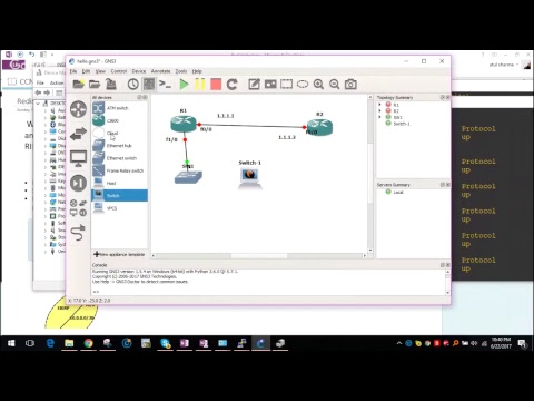 GNS3 Tutorial Live in Hindi