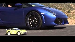R/C Car vs Lamborghini