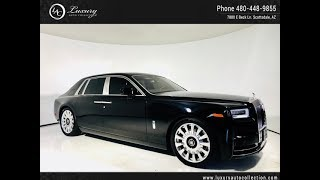 #888 | 2018 Rolls-Royce Phantom 8 Phantom Pkg | For Sale Scottsdale, AZ