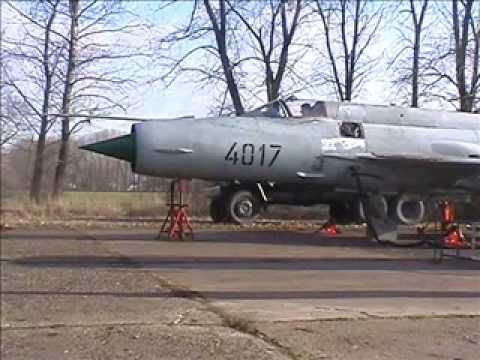 MIG 21 FOR EVER ! *THE MOVIE*