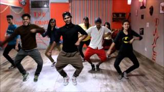 Manma Emotion Jaage - Dilwale | Easy steps For Beginners | THE DANCE MAFIA,MOHALI