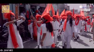 मुझे चढ़ गया भगवा रंग.....mujhe chadh gya bhaga rang rang ....... singer-shahnaaz  akhtar