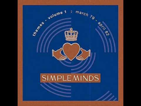 Simple Minds - Themes Vol 1 - theme 2 - The American