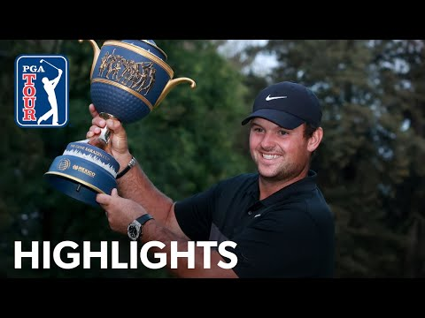 Patrick Reed's winning highlights from WGC-Mexico