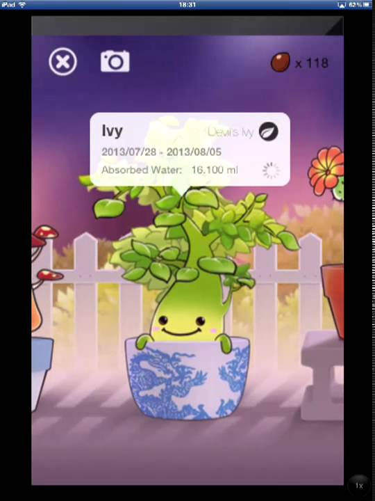 plant nanny  ios iphone ipad ipod touch   review test youtube
