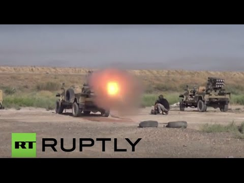 Iraq: Army continues military operation to retake Fallujah from IS