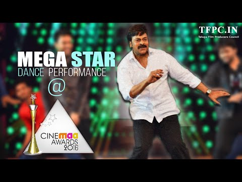 Mega Star Chiranjeevi Dance Performance @ CineMAA Awards | TFPC