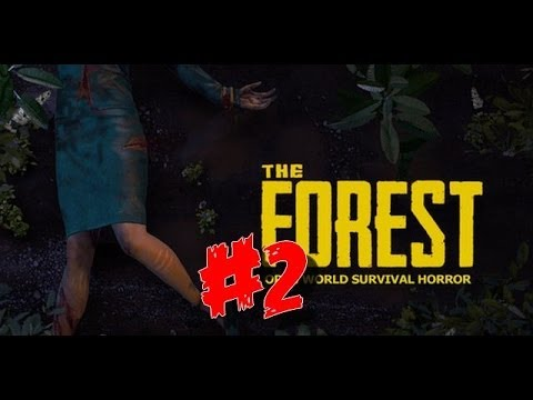 The Forest (Parte 2) - Se Pasaron mis Trampas y Amenazas por el ORTO! - en Español by Xoda