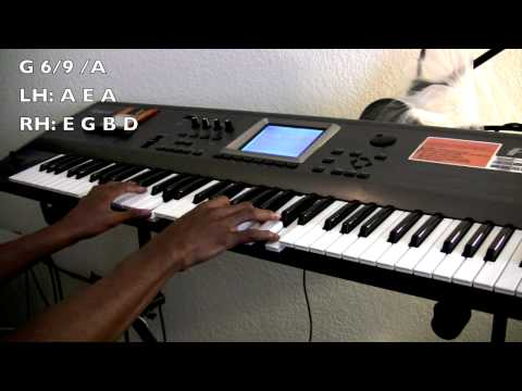 Drake Ft Alicia Keys Fireworks Piano Tutorial video