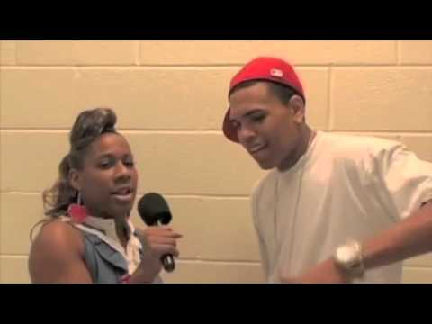 Introducing Jaki - Media Personality with Chris Brown, Big Boi, DJ Infamous & more....