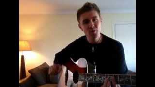 Neil Byrne - Saltwater - Julian Lennon Cover