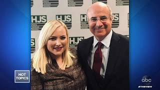 Meghan McCain Shares About Magnitsky Human Rights Awards | The View
