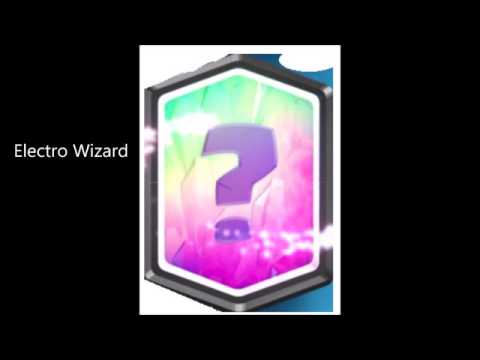Clash Royale: Leaked new cards sounds!!!