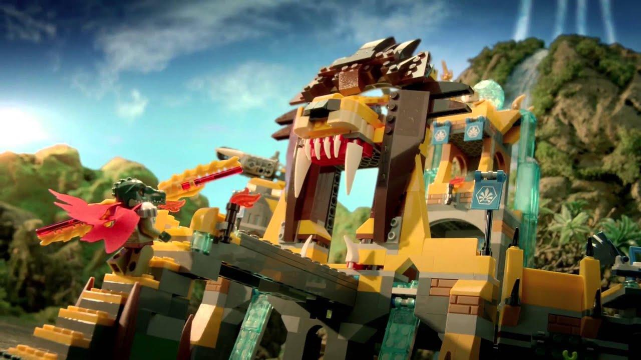 LEGO   Legends of Chim...