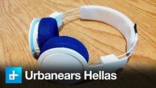 Urbanears Hellas Headphone - Review