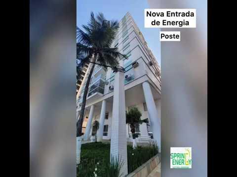 EDIFÍCIO TENDAS - ADEQUAÇÃO ELÉTRICA - SPRING ENERGY