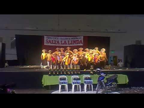 Academia de Danzas Recuerdo Salteño - CONJUNTO ESTILIZADO MAYOR