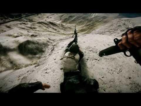 Battlefield 3: Knife Slow-mo..