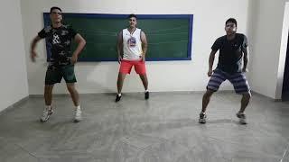 Wesley Safadão e Léo Santana - Psiquiatra do Bumbum | coreografia | desafio