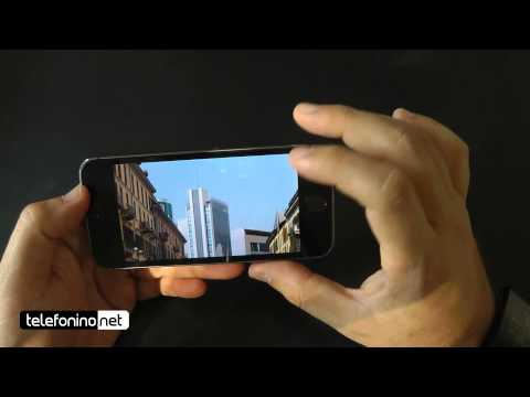 Apple iPhone 5s videopreview da  Telefonino.net