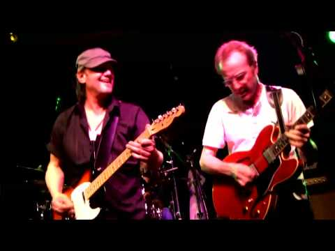 Hamburg Blues Band&Clem Clempson - Hold Back (HD) - Live 2009