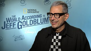 Jeff Goldblum Turns 67! How He Plans to Celebrate (Exclusive)