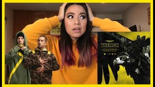 REACTING TO TRENCH