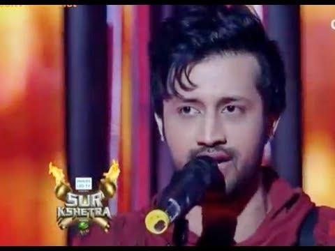 Atif Aslam Sings Sun Charkhe Di in Surkshetra