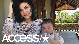 Kylie Jenner Deletes All Instagram Photos Of Baby Stormi's Face