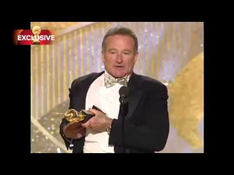 Tribute to Robin Williams at 2015 Golden Globe Awards