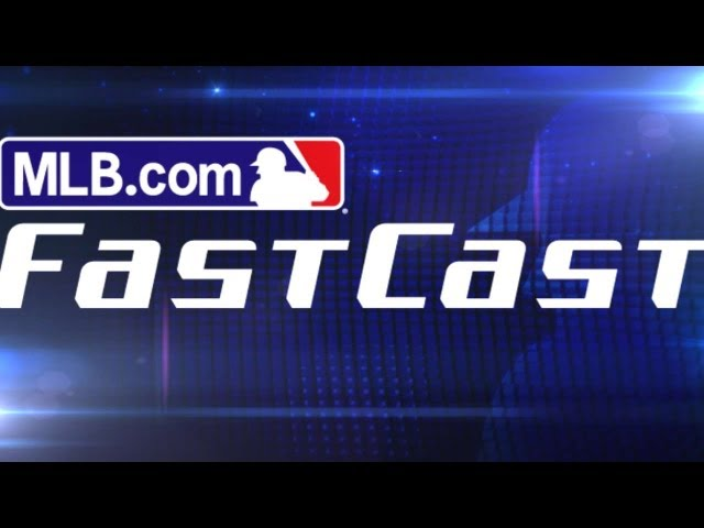 5/15/13 MLB.com FastCast: Greinke wins in return