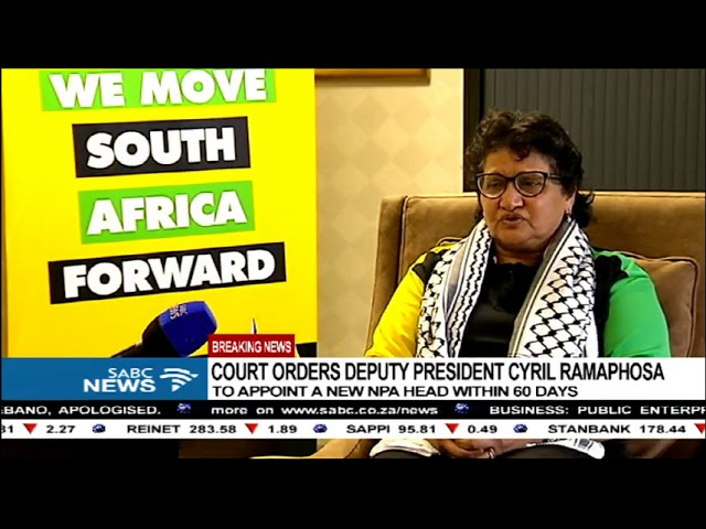 ANC condemns Trump's decision on Jerusalem
