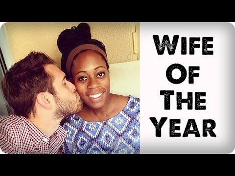 WIFE OF THE YEAR!!!