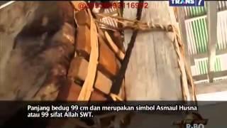 On The Spot - Masjid yang Terhubung Dengan Mekkah-Buton, Sulteng