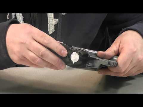 Brother Tn-2220 Como instalar el engranaje de reseteo en un cartucho starter