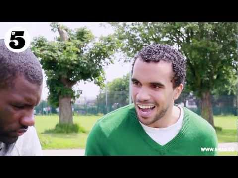 Wretch 32 Interview with #5 Magazine&#039;s Dan Edwards