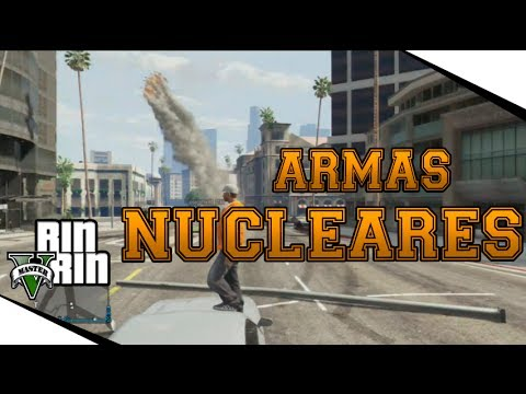 HACK Armas nucleares - GTA 5