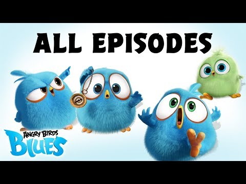 Angry Birds Blues | All Episodes Mashup. Special Compilation