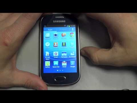 Samsung GALAXY FAME S6810 Unboxing & Review