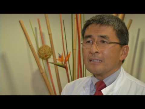 Prof Dr Yon Dschun Ko, Chefarzt der Interistischen Onkologie im Bonner Johanniter-Krankenhaus