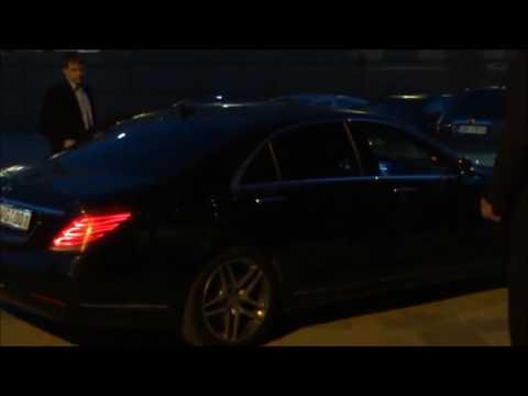 Юрий Шатунов уезжает после концерта в Риге 18.05.2016