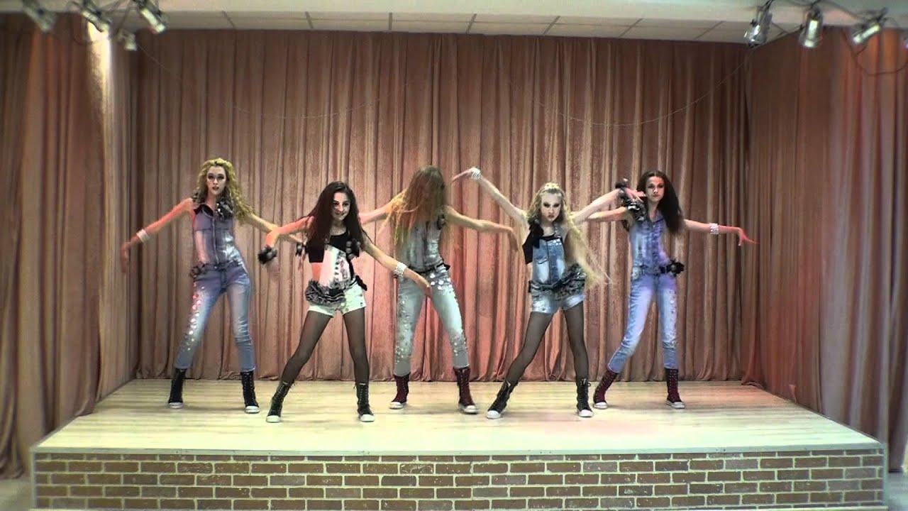 Ролик танцы девушек 19 фотография