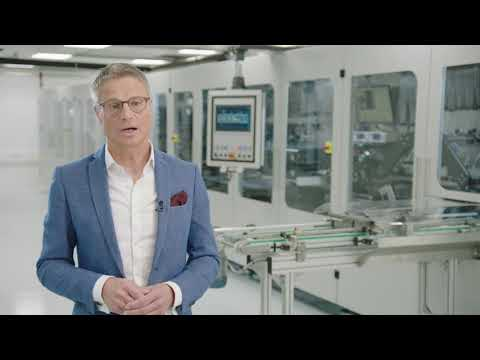 BMW Group Battery Cell Competence Center - Joerg Hoffmann, Head of Production Technology