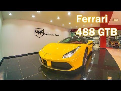 """Ferrari 488 GTB, GMG """"Profesyonel Kaplama"""" CLA 45 AMG, Audi TT"""